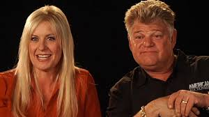 Dan and Laura From Storage Wars